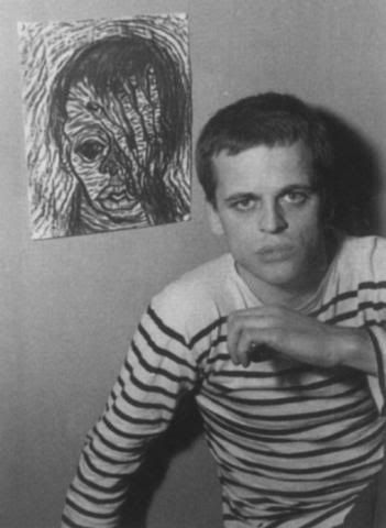 """Klaus Kinski """"I sell myself for the highest price. Exactly like a prostitute. There is no difference."""""""
