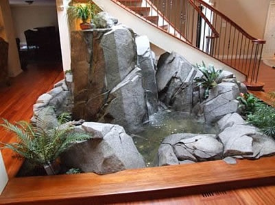 16 best Indoor fountain images on Pinterest | Indoor fountain ...