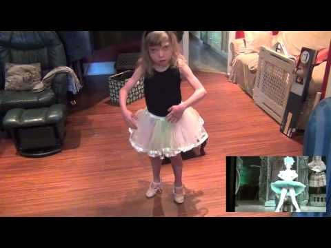 9/24 Girl diagnosed with autism and DiGeorge syndrome memorizes entire Coppelia ballet