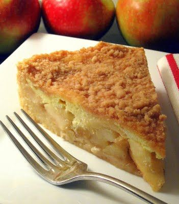 Best freaking Dutch Apple Cake ever. Recipe Dutch Apple Cake . . . History Will Remember This Cake! by Jane's Sweets & Baking Journal - Petit Chef
