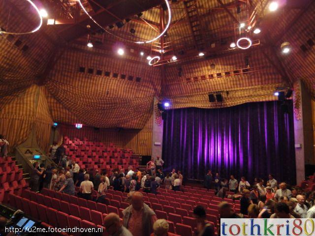 Theater 't Speelhuis Helmond, Helaas in 2011 afgebrand.