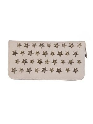 Barfota spring/summer 2014 Wallet with star rivets sand www.barfota.no