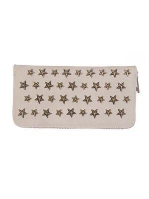 Barfota spring/summer 2014 Wallet with star rivets sand www.barfota.no