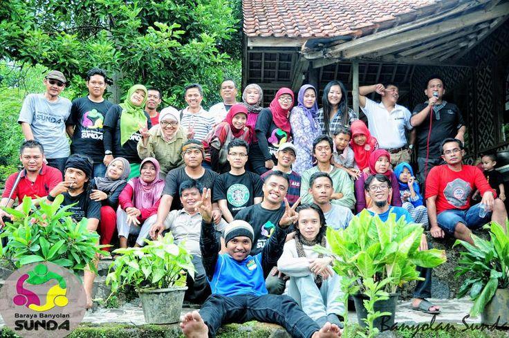 Kopi darat Baraya Banyolan Sunda, Babakan Curug, Cijambe Subang - Minggu, 17 November 2013