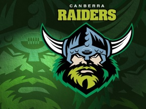 I'm a Raider, are you? Watched the boys from Canberra get the job done here in Newcastle! Amazing.