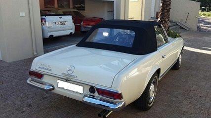 1967 Mercedes Benz 250SL Pagoda  #VCI #vintagecars #classiccars