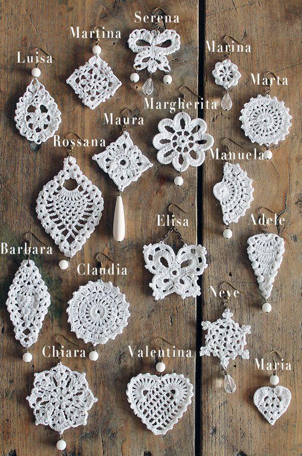 Perle di cotone: