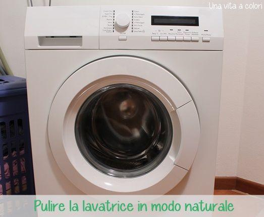 Pulire la lavatrice è fondamentale per avere panni sempre puliti e profumati. Aumenterai l'efficienza della tua macchina per lavare i panni.