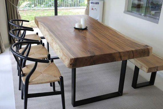 30 Solid Slab Dining Table Pictures Wood Slab Dining Table Wooden Dining Tables Wooden Dining Table Modern