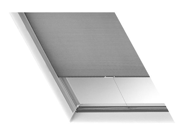 Skylight window shades and blinds. Graber Light Filtering Skylight Shades