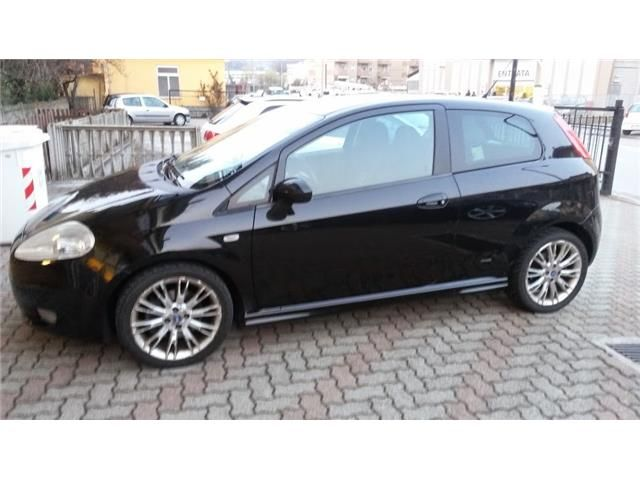 Fiat Grande Punto 1.9 MJT 130 CV 3 porte Sport - 0