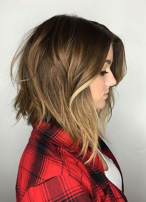 Hair Style For Fine Hair Unique Best 25 Fine Hair Cuts Ideas On Pinterest  Mediumlength .