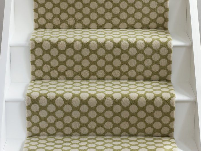 Stair carpet by Alternative Flooring