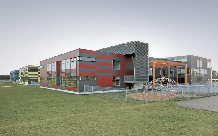 Gallery - School in Balsiai / Sigitas Kuncevičius Architecture Studio - 1