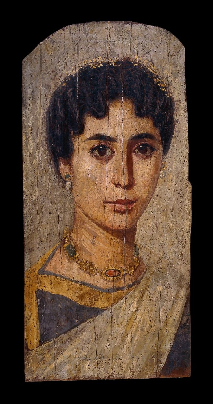 best peinados de epoca antonina images art  compass title gilded mummy portrait of a w