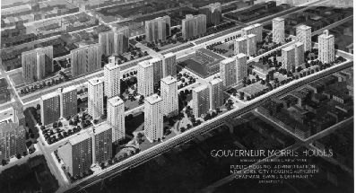 Older Images - Bronx Housing Projects - SkyscraperCity
