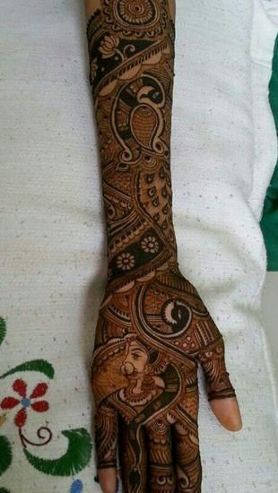 Gitanjali Mehendi Artist Info & Review   Mehendi in Delhi NCR   Wedmegood