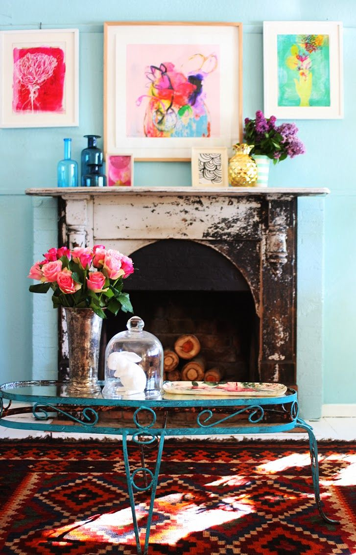 sweet william: Preparing my home for a shoot