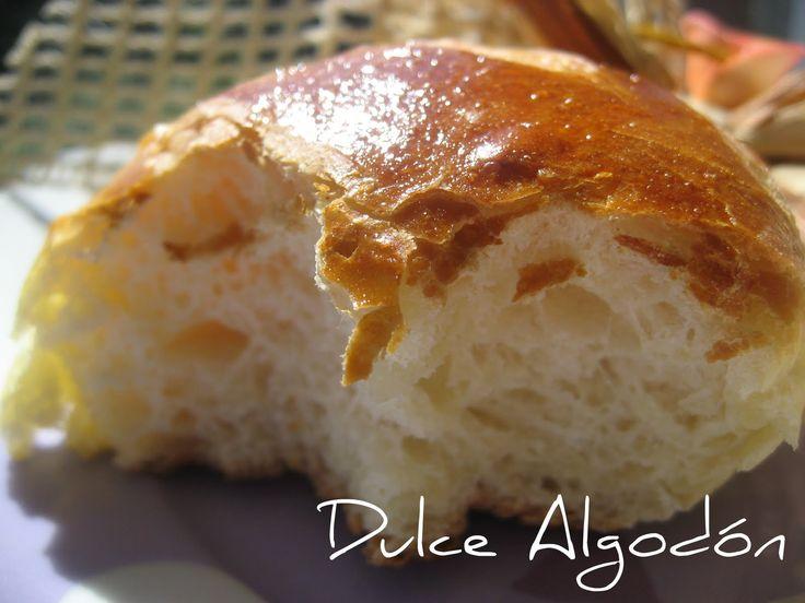 Dulce Algodón: Bollitos de Yoghurt Casero