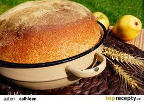Pšenično-žitný chleba z mísy recept - TopRecepty.cz