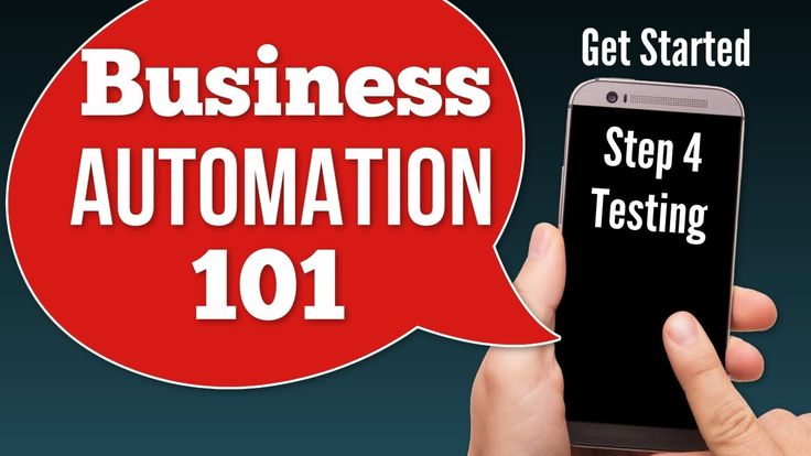 Business Automation Step 4