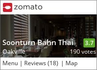 Click to add a blog post for Soonturn Bahn Thai on Zomato