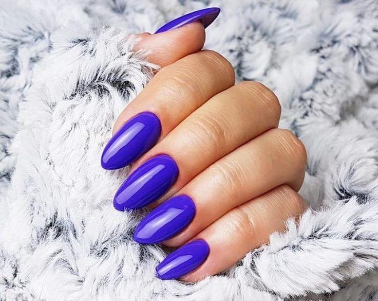 I'm Indigo Gel Polish by Patrycja Ewa Nowak, Indigo Katowice #nails #nail #indigo #indigonails #violet #iamindigo #sexynails #hotnails #hot