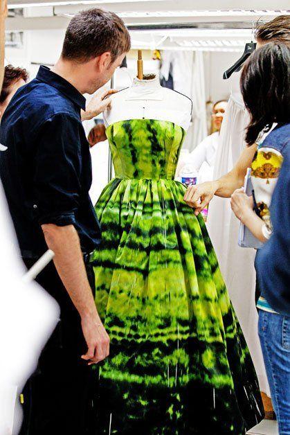 Raf Simons -dior couture