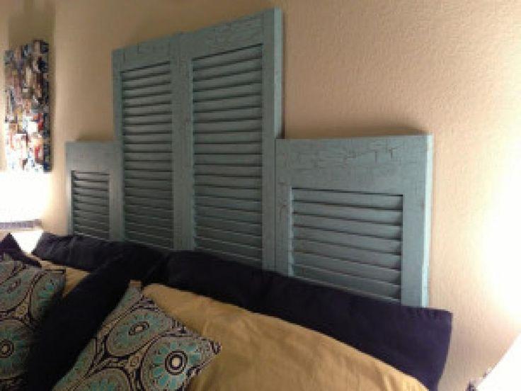Une des choses qui donnent un cachet unique à une maison, c'est sans aucun doute les volets de fenêtres et de portes... C'est si facile de les personnaliser et de les mettre à notre image... Mais saviez-vous que les volets de fenêtre pouvaient servir