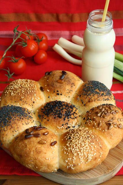 zsemle kenyer