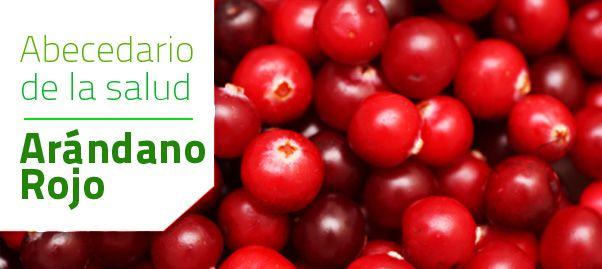 Propiedades del Arándano Rojo: potente antioxidante que influye positivamente en la salud cardiovascular. Abecedario de la Salud | Blog Nutrición.