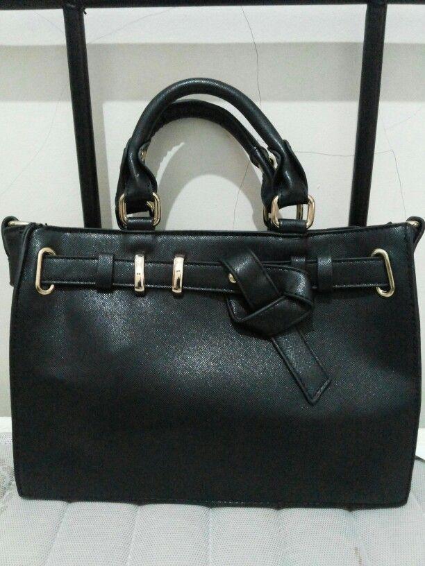 Black Handbag from Elizabeth
