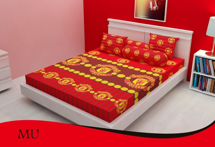 Manchester United www.kintakun-bedcover.co.id