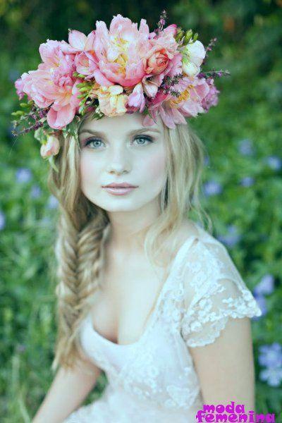 Lo más universal peinados boho chic Fotos de ideas de color de pelo - 10 Boho-Chic Peinados de Boda para el año 2020 | Bodas ...