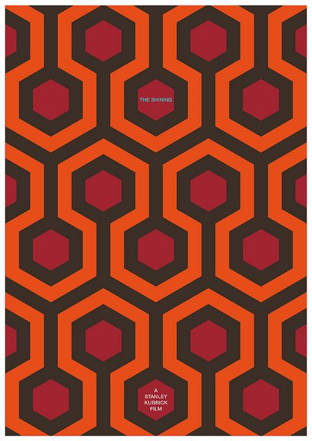THE SHINING by chipstah, via Flickr