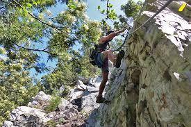 Go mountaineering
