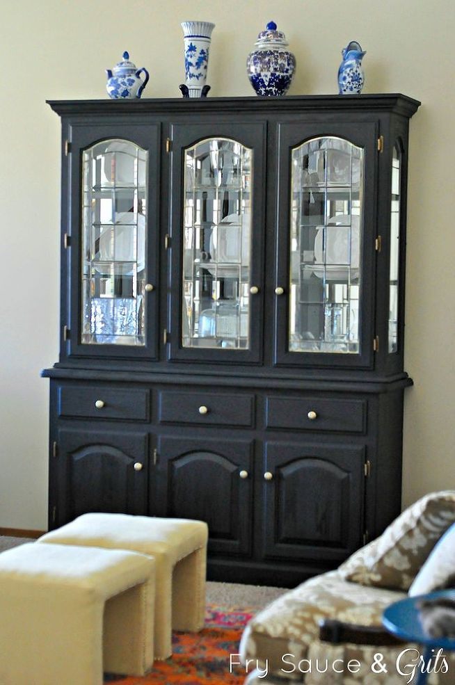 9 Best Images About China Cabinet Redo On Pinterest
