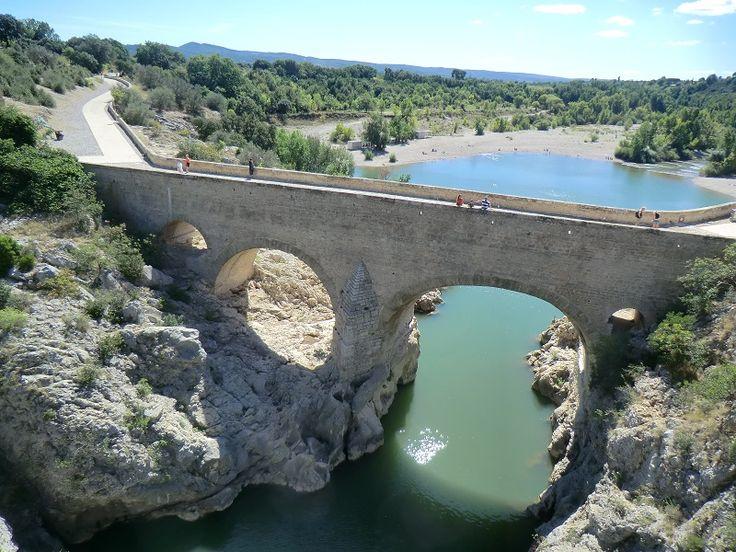 Saint-Guilhem-le-Désert Le Pont du Diable