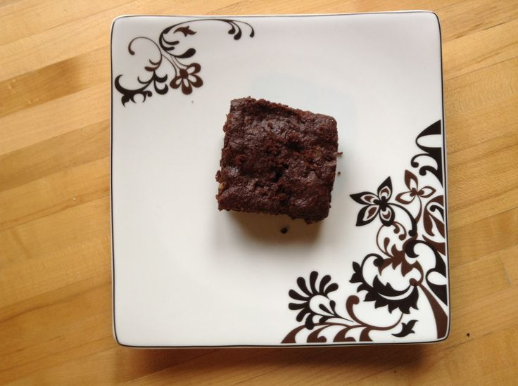 Vegan Chocolate Chip Walnut Brownies | Recipes: Dessert | Pinterest