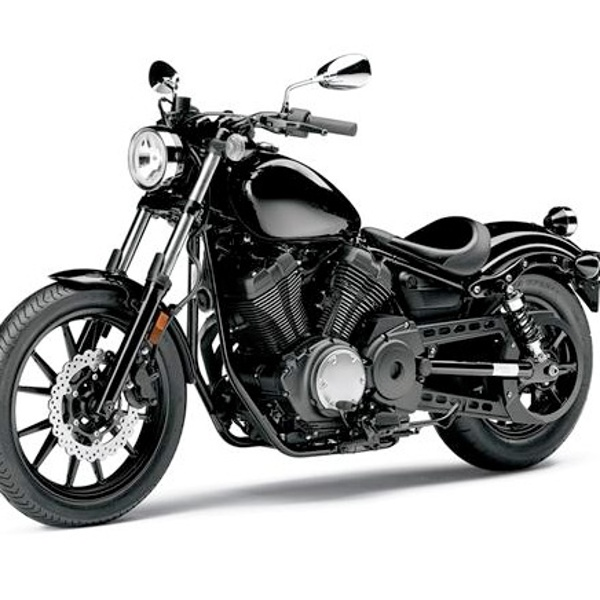 Yamaha targets Harley with a budget-priced, old-school cruiser motorcycle   View photo - Yahoo! Autos