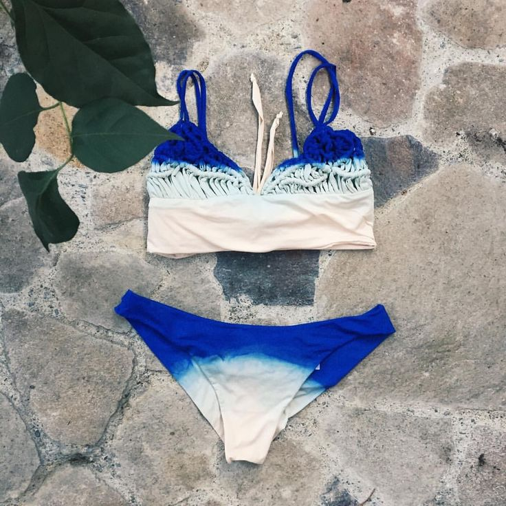 Imperial blue hand woven bikini . . . . . . . #mapina #style #fashion #picoftheday #photography #mode #look #chic #la #losangeles #hotel #luxury #luxuryhotel #french #freepeople #clara #repost #makeup #instamakeup #cosmetic #cosmetics #tagsforlikes #tflers #eyeshadow #lipstick #gloss #mascara #palettes #eyeliner #lip