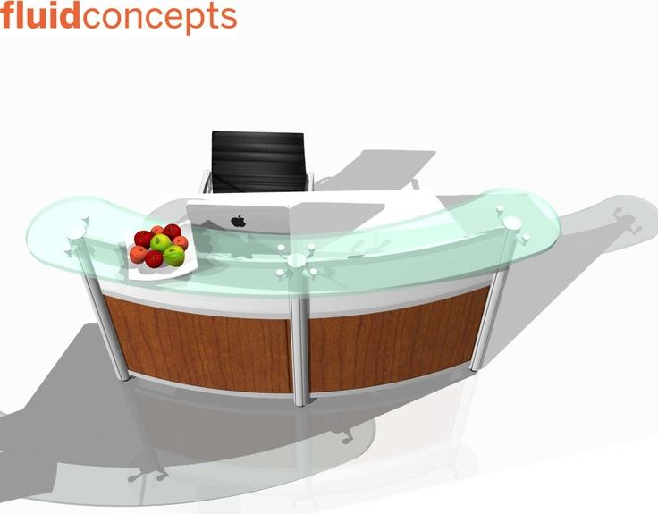 Reception Stations. Q910-5057-V2.  Visit www.fluidgroup.com