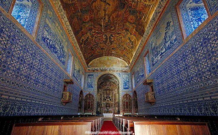 Magnificent. Basilica Real de Castro Verde, Beja
