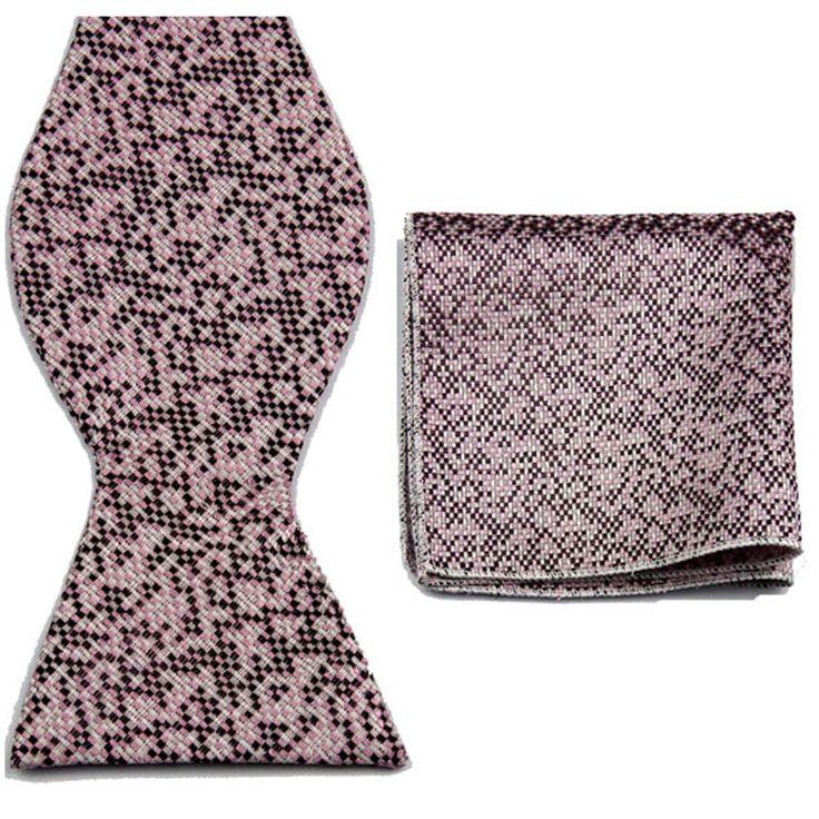 Bt0004 женщин боути роскоши черно-розовый боути 2015 плед галстук-бабочка дерево боути мужчины галстук-бабочка костюм свободного покроя бизнес свадьба ну вечеринку мужской подарок
