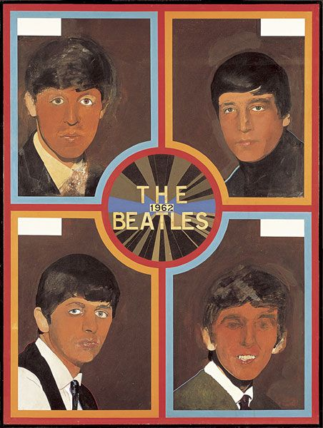 Peter Blake   The Beatles 1963-8   © Peter Blake 2007. All rights reserved, DACS
