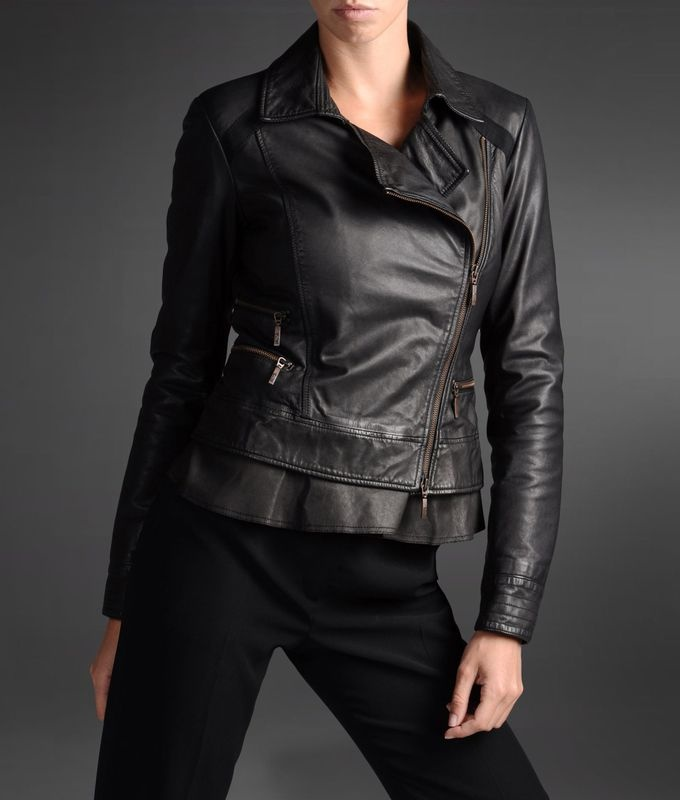 Another gorgeous Armani Leather jacket