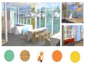 Un jardin pour enfants raffiné et créatif