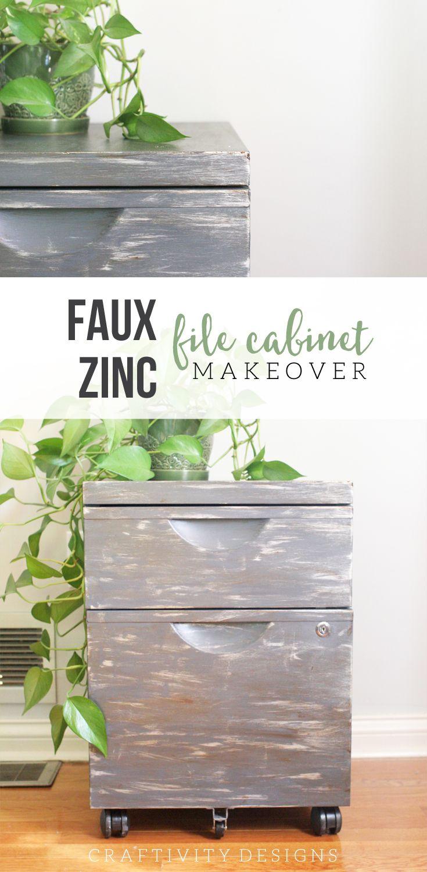 Zinc Finish Furniture 522 Best Diy Furniture Makeovers Images On Pinterest Furniture