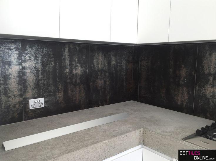 Metallic Steel Matt 600x600 (Code: 01066) - Get Tiles Online