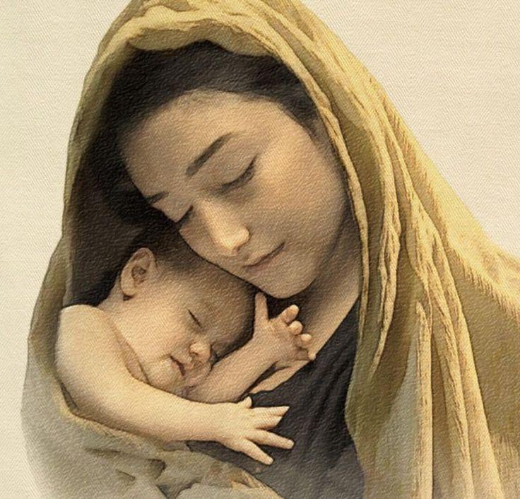 Virgen Maria. Salud de los enfermos.
